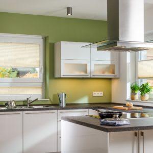 Plissee-ambiente-kuche